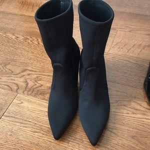 Stuart Weitzman Rapture 75 Sock Boots Size 7.5